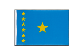 Democratic Republic of the Congo old - Little Flag 6x9""