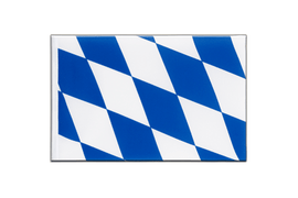 Bavaria without crest - Little Flag 6x9""
