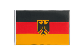 Germany Dienstflagge Mini Flag - 6x9""