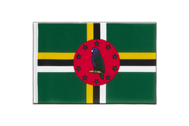 Dominica - Little Flag 6x9""