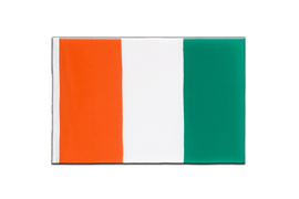 Ivory Coast - Little Flag 6x9""
