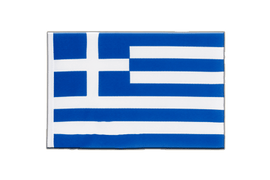 Greece - Little Flag 6x9""