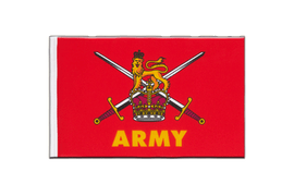 British Army - Little Flag 6x9""