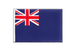 United Kingdom Naval Blue Ensign 1659 - Little Flag 6x9""