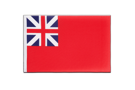 Red Ensign 1707-1801 - Minifahne 15 x 22 cm