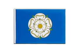 Yorkshire new - Little Flag 6x9""
