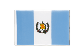 Guatemala - Little Flag 6x9""