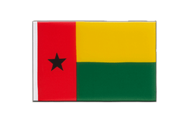 Guinea-Bissau - Little Flag 6x9""
