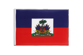 Haiti - Little Flag 6x9""