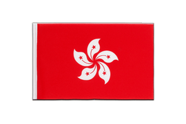 Hong Kong - Little Flag 6x9""