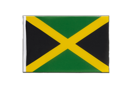 Jamaica - Little Flag 6x9""