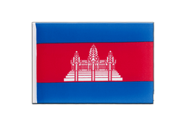Cambodia - Little Flag 6x9""
