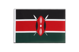 Kenya - Little Flag 6x9""