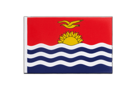 Kiribati - Little Flag 6x9""