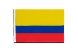 Colombia - Little Flag 6x9""
