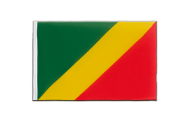 Congo - Little Flag 6x9""