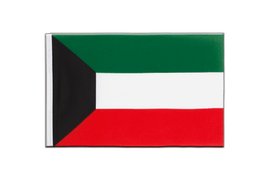 Kuwait - Little Flag 6x9""