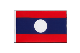 Laos - Little Flag 6x9""