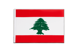 Lebanon - Little Flag 6x9""