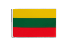Lithuania - Little Flag 6x9""