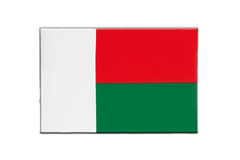 Madagascar - Little Flag 6x9""