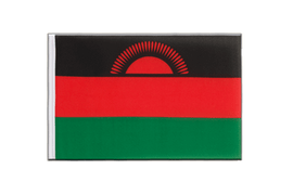 Malawi new - Little Flag 6x9""