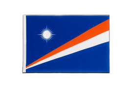 Marshall Islands - Little Flag 6x9""