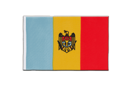 Fanion République de Moldavie - 15 x 22 cm