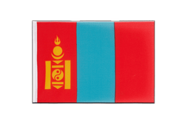 Mongolia Mini Flag - 6x9""