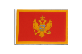 Montenegro - Little Flag 6x9""
