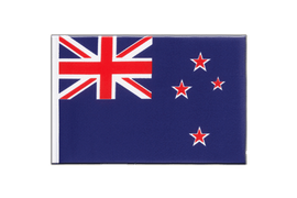 New Zealand - Little Flag 6x9""