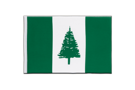 Norfolk Islands - Little Flag 6x9""