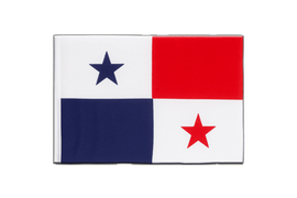 Panama - Little Flag 6x9""