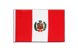 Peru - Little Flag 6x9""