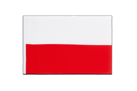 Poland - Little Flag 6x9""