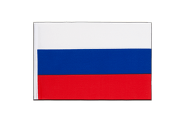 Russia - Little Flag 6x9""