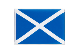 Scotland - Little Flag 6x9""