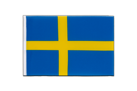 Sweden - Little Flag 6x9""