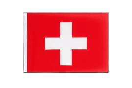 Switzerland - Little Flag 6x9""
