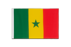 Senegal - Little Flag 6x9""