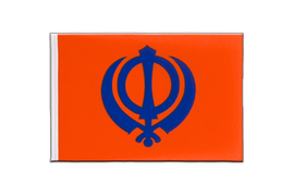 Sikhism - Little Flag 6x9""