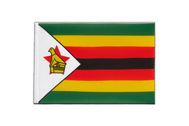 Zimbabwe - Little Flag 6x9""