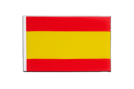 Spain without crest Mini Flag - 6x9""