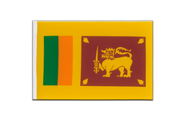 Sri Lanka - Little Flag 6x9""