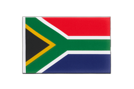 South Africa - Little Flag 6x9""