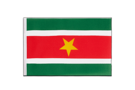 Suriname Mini Flag - 6x9""