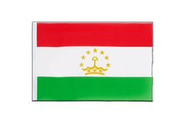 Tajikistan - Little Flag 6x9""
