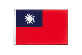 Taiwan - Little Flag 6x9""