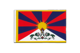 Tibet - Little Flag 6x9""