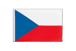 Czech Republic - Little Flag 6x9""